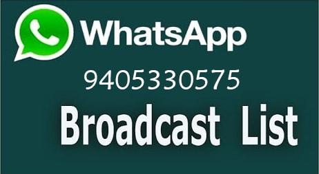 Trick Xpert WhatsApp Broadcast