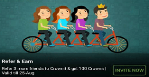 Crownit-refer