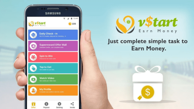Refer & Earn Unlimited Paytm/Paypal Cash From Vcash App
