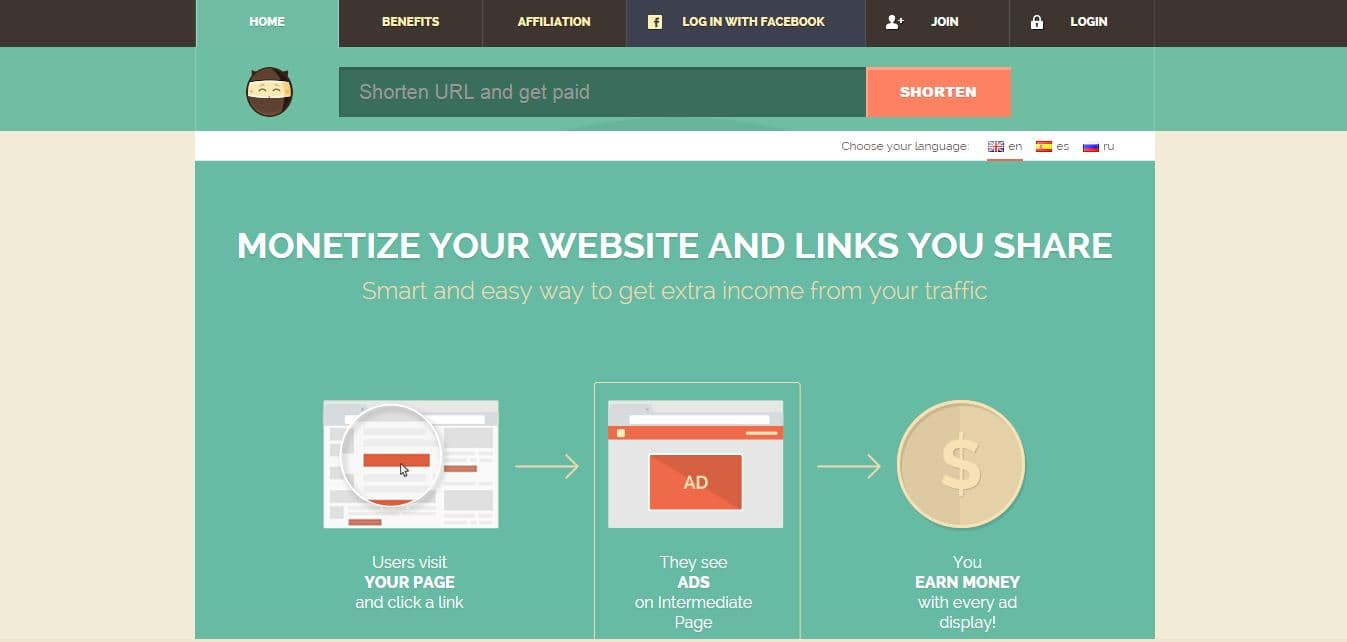 Top 5 Highest Paying URL Shortener To Earn Money Online By