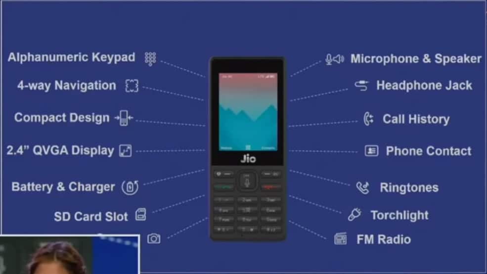 Jio Feature Phone