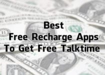 Best Free Recharge App