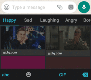 SwiftKey Keyboard GIF
