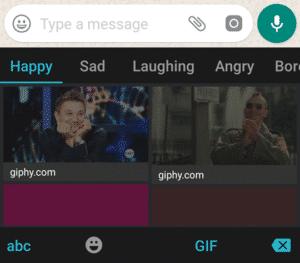 SwiftKey Keyboard GIF