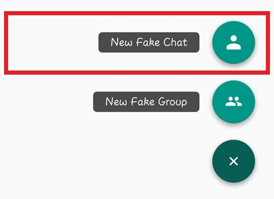 New Fake Chat