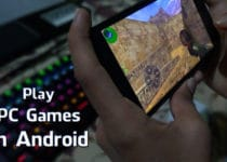 Play PC Games On Android