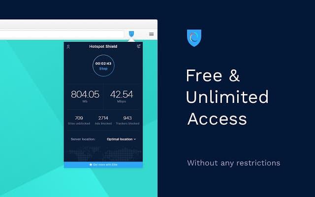 Hotspot Shield VPN Free Proxy