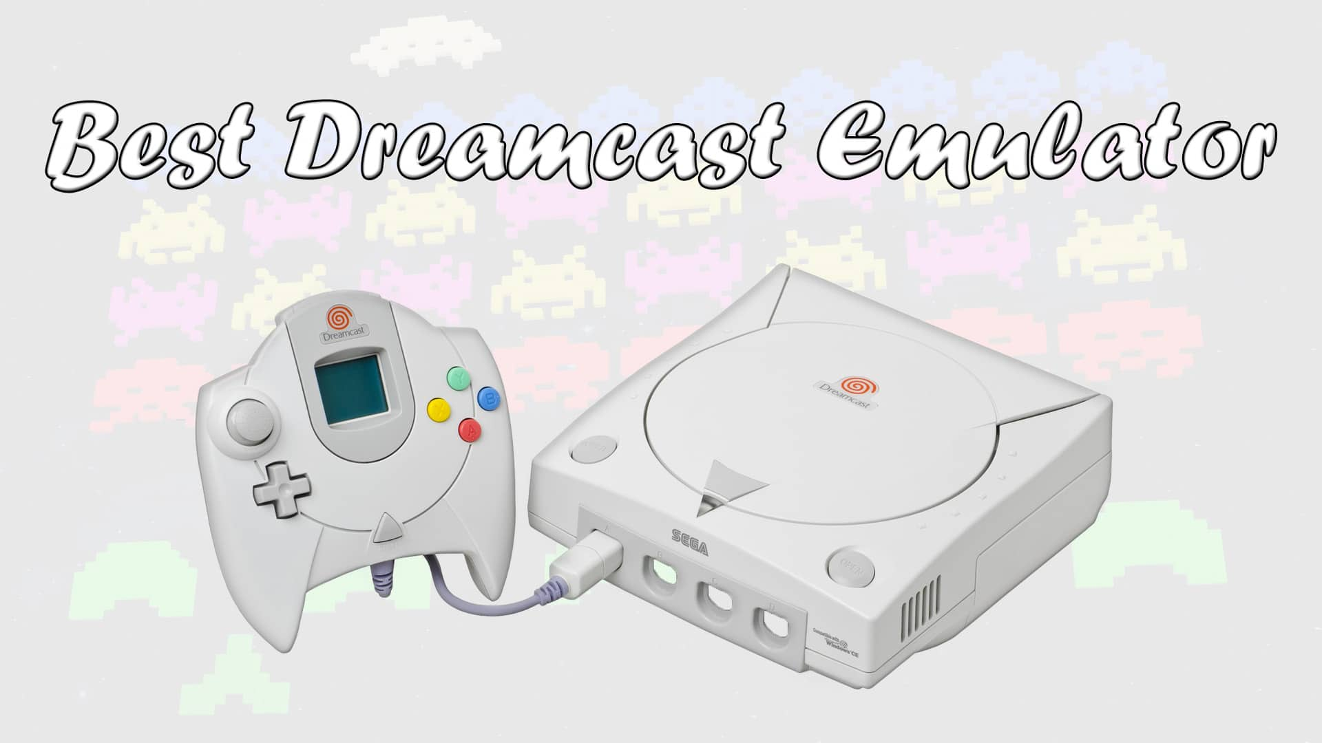 Best Dreamcast Emulator