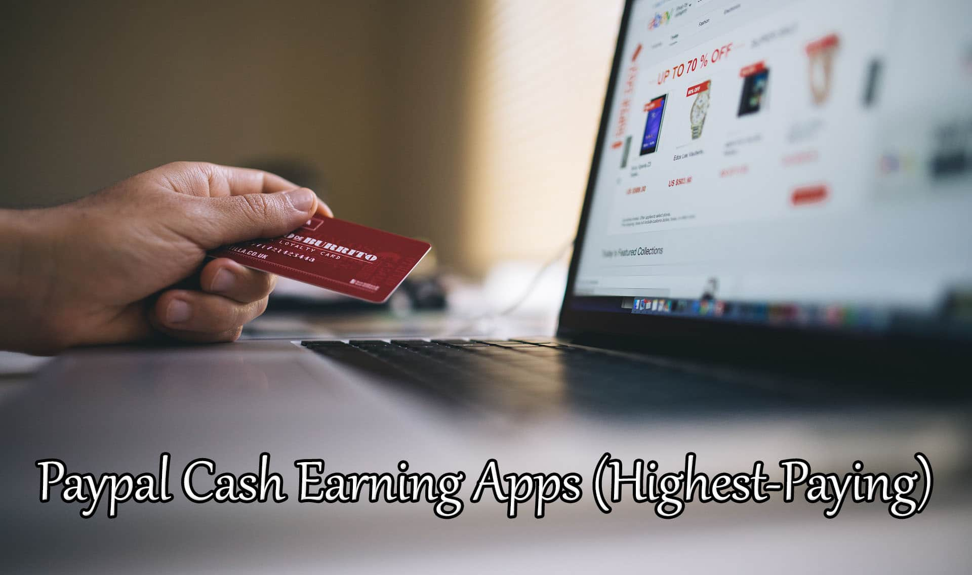 Paypal Cash Earning Apps