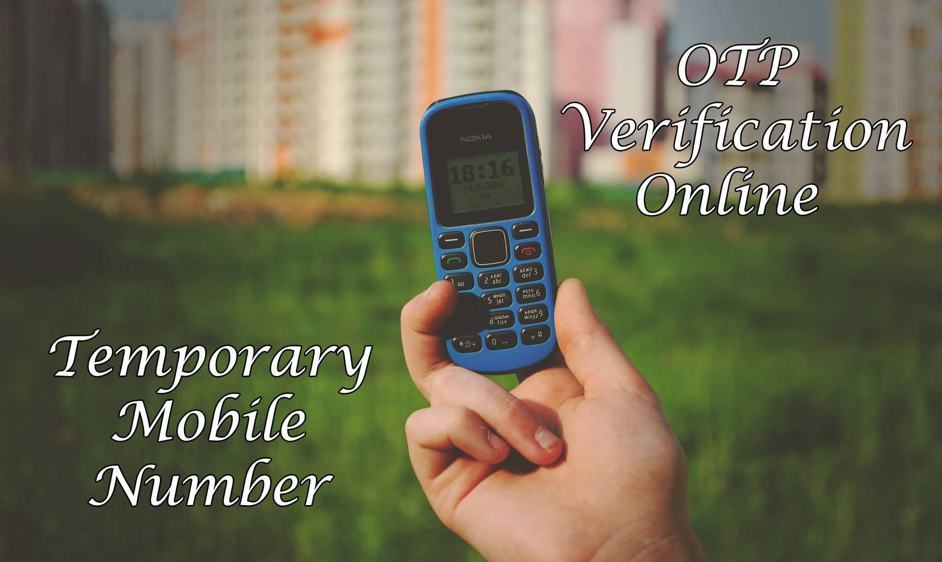 Temporary Mobile Number India For Bypass OTP Verification