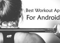 Best Workout App For Android
