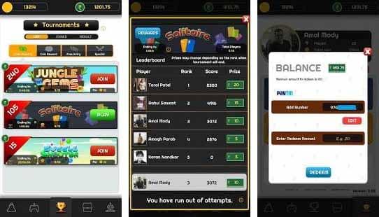 GameBlitz App