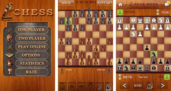 13 Best Chess Games For Android - 2019 - Trick Xpert