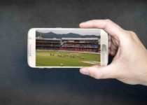 Live Cricket Watching App