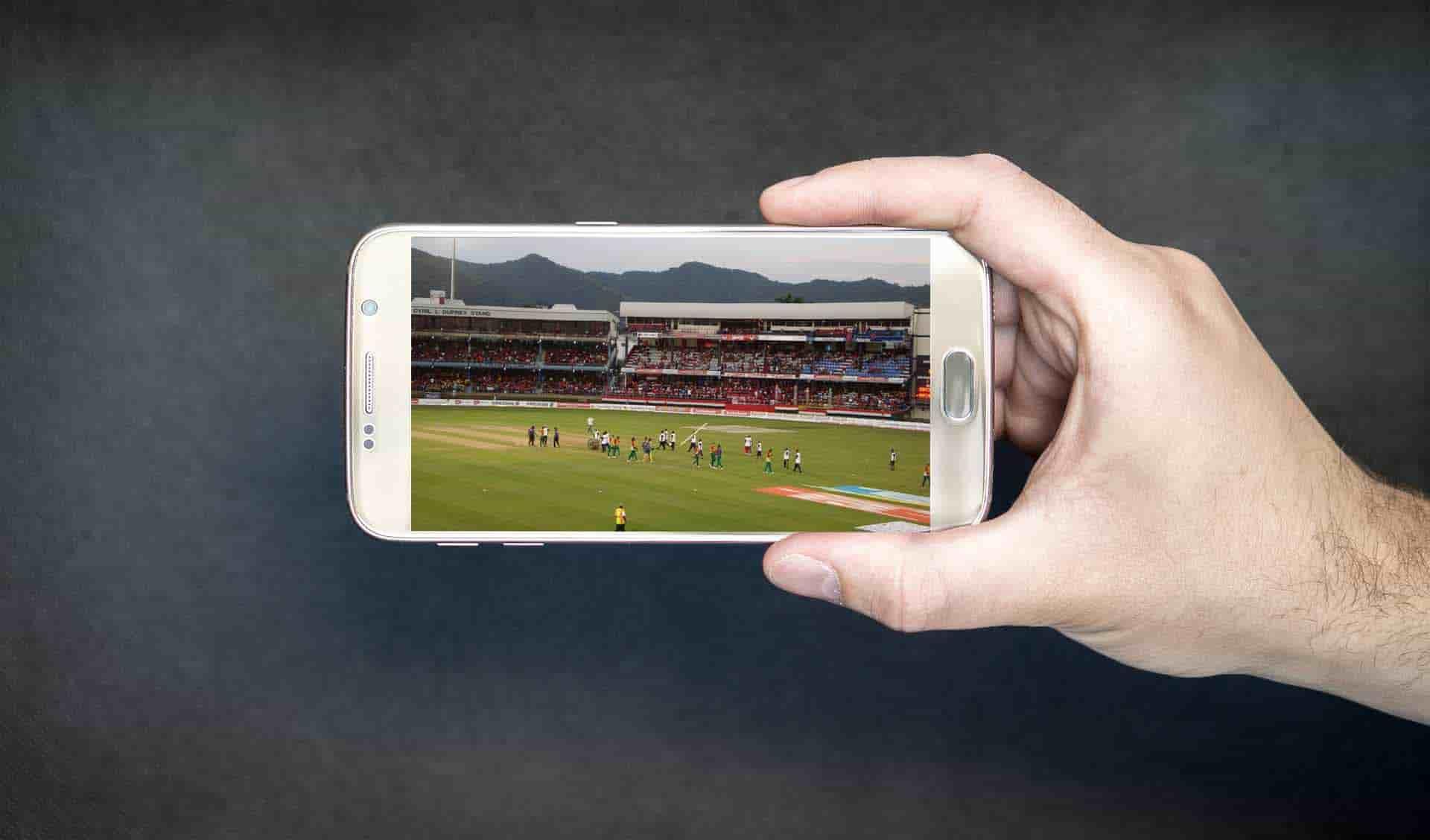 Live Cricket Watching App
