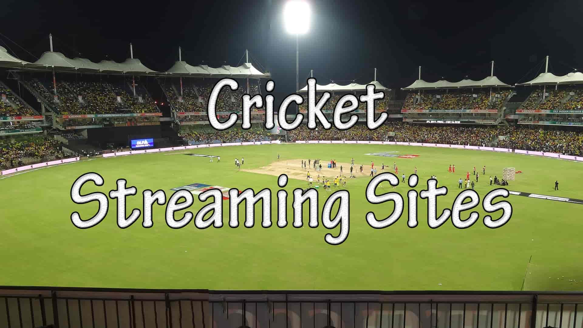 Live IPL Streaming Sites