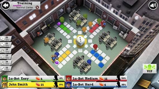 3D Ludo Game