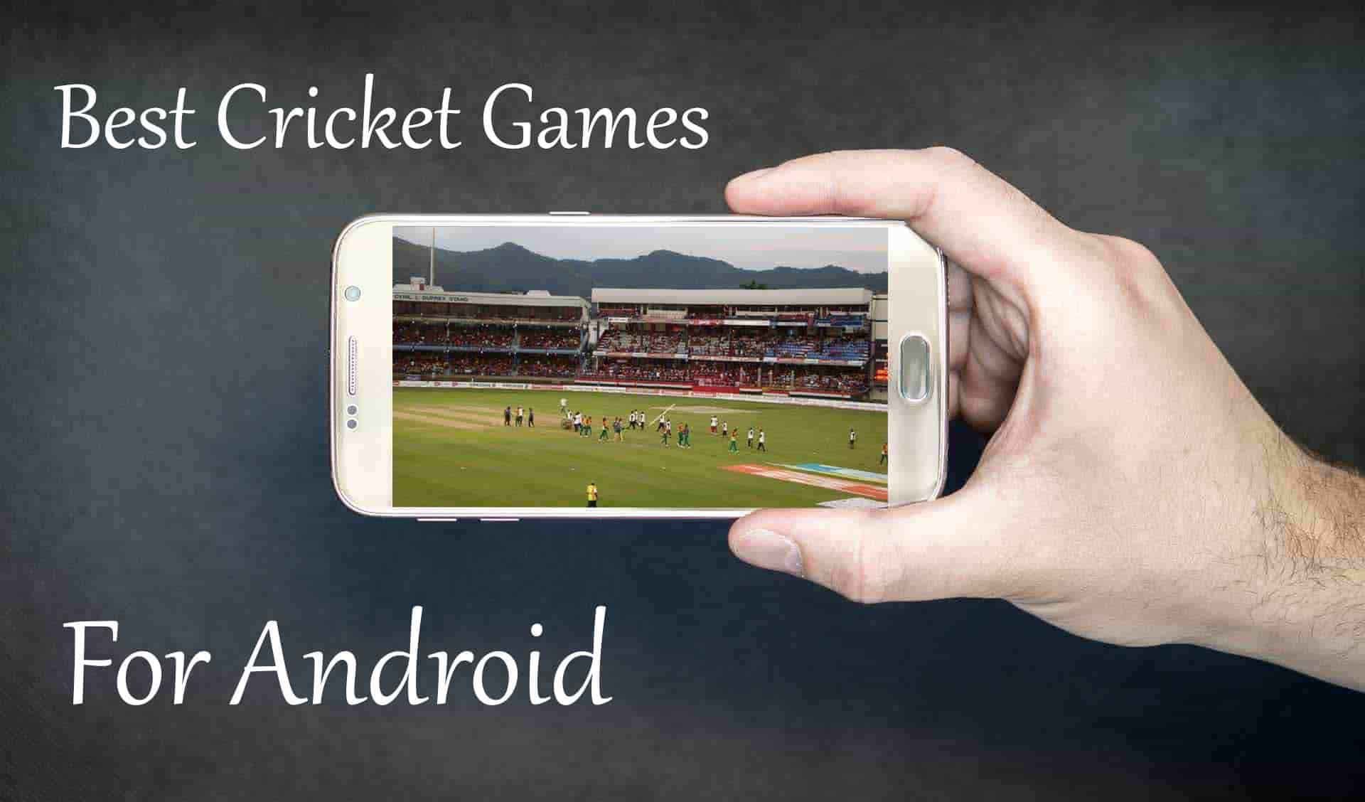 Best Offline Cricket Games