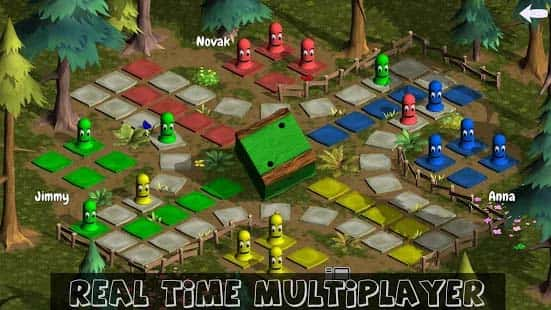 Multiplayer Ludo Game