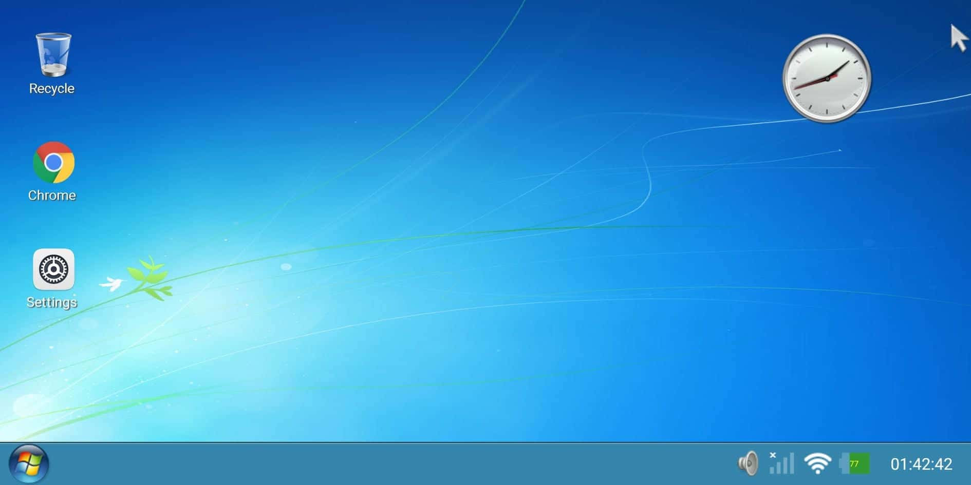 Windows 7 Launcher For Android | Android Window 7 APK